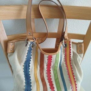 Canvas Handbag RELIC